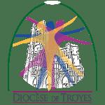 Eglise catholique de l'Aube Logo