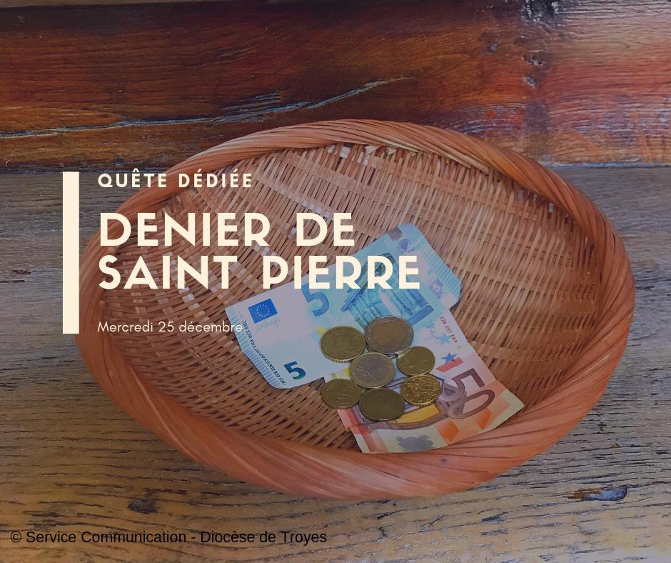 quete-denier-saint-pierre