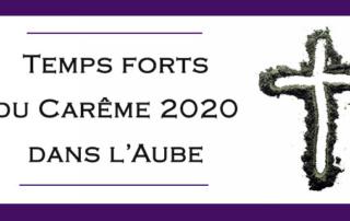 carême 2020 Aube